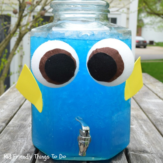 Finding Dory Party Drink for Kids