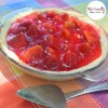 Delicious No Bake Fresh Strawberry Pie - An award winning pie. perfect for back yard summer picnics and holidays. KidFriendlyThingsToDo.com