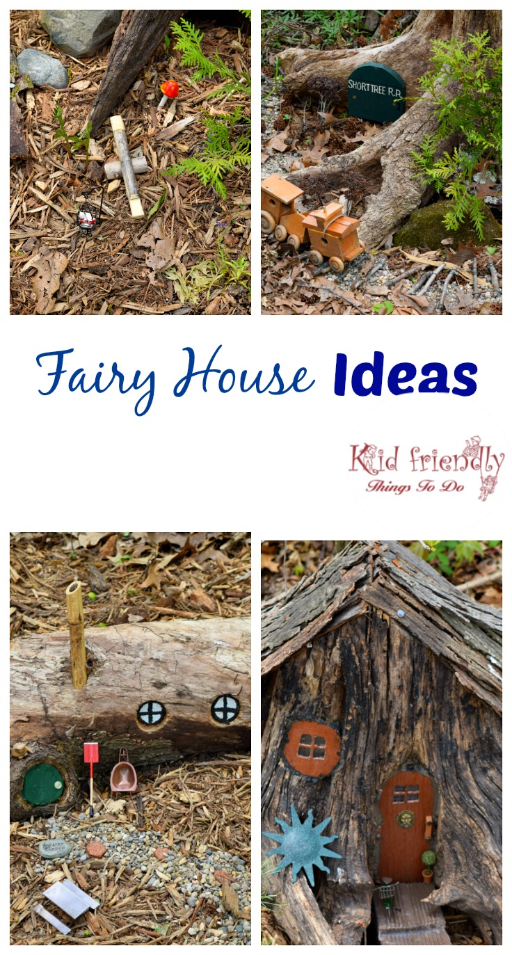 Fairy Garden Ideas for kids - KidFriendlyThingsToDo.com