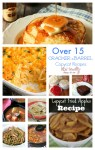 Over 15 of the best Copycat Cracker Barrel Recipes like hashbrown casserole, fried apples, coke cake, macaroni & cheese, and delicious biscuits! Yum! www.kidfriendlythingstodo.com