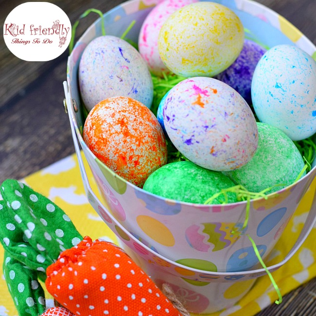 How To Dye Easter Eggs with RICE (Super Fun and Easy!)
