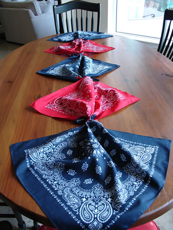 Over 35 Patriotic Themed Party Ideas Diy Decorations