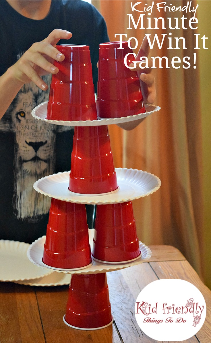 Top 30 Minute to Win It Party Games for Adults