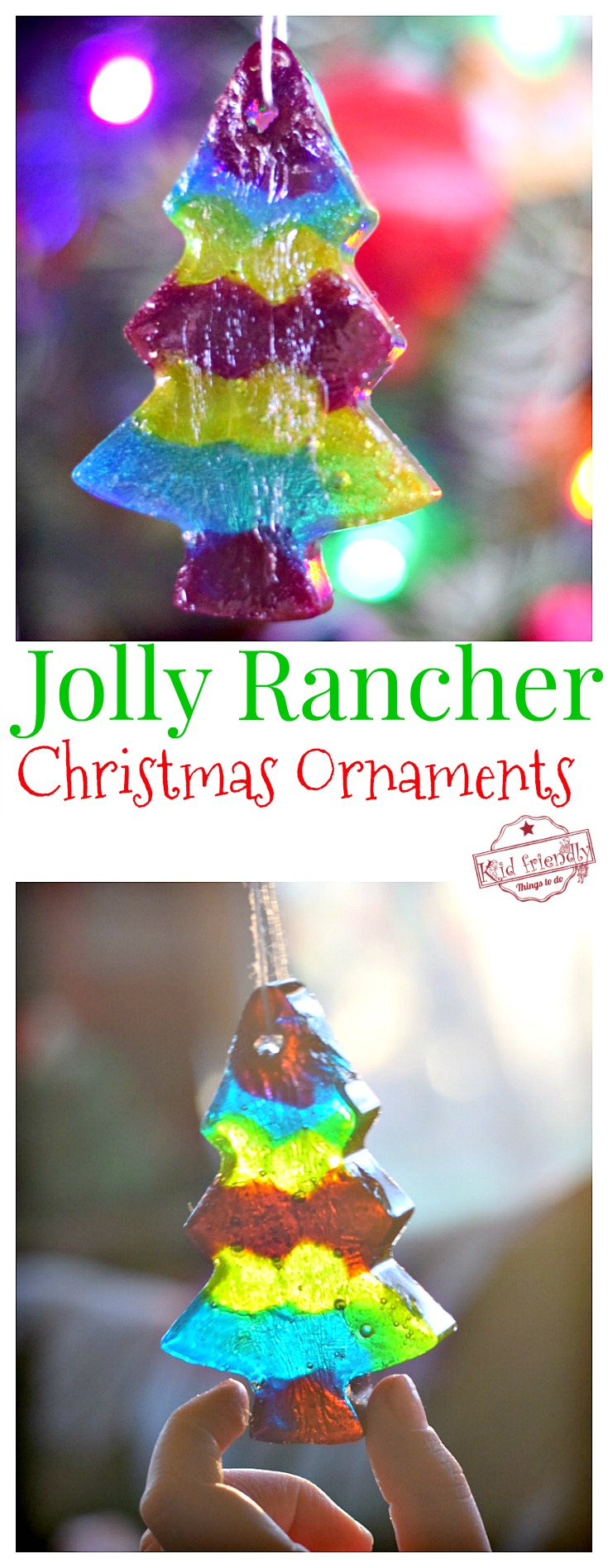 how to make a jolly rancher push pop