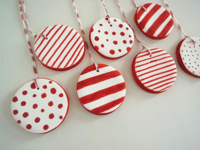 Over 29 DIY Homemade Salt Dough Ornaments For The Kids To