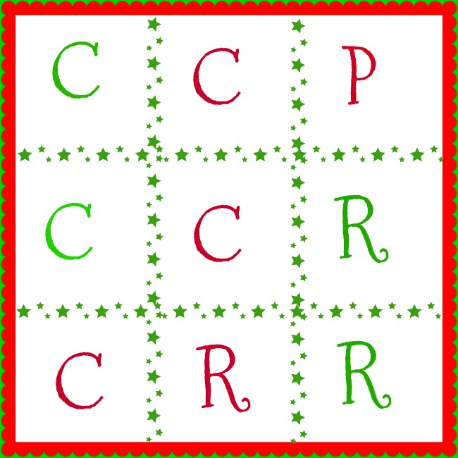 The reindeer scramble game a fun christmas party game for Fun things to do for christmas party