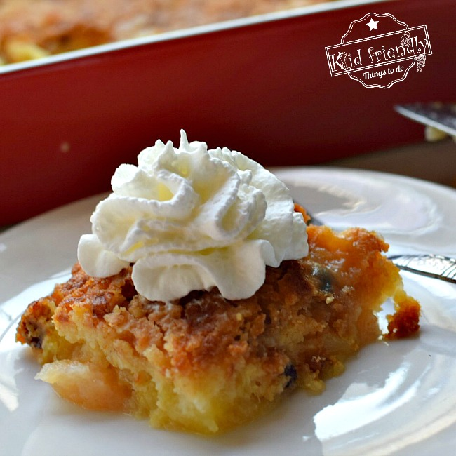 Pineapple Dump Cake - Easy and so much fun to make