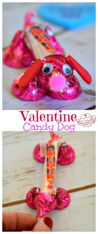 Valentine Ideas Using Hershey Kisses