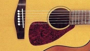 Yamaha FG JR2 Review | Kid Guitarist
