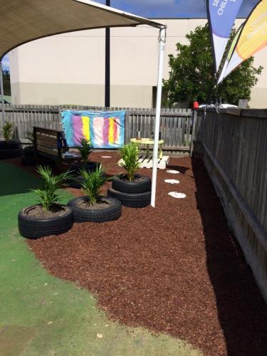 Kidi Kingdom Child Care Centre Springfield - Vegetable Garden