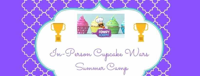 Cupcake Wars Summer Camp