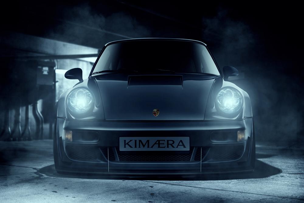 Kimaera – 2D Image Design