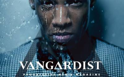 Cover Editorial for Vangardist Magazine