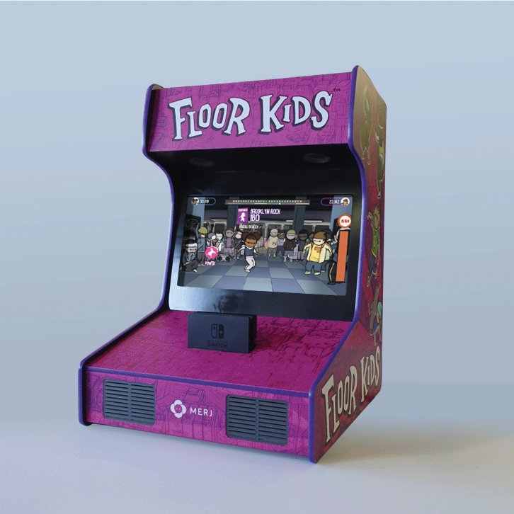 Floor Kids <span>Video Game</span>