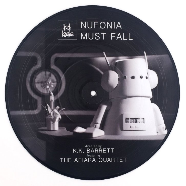 Nufonia Must Fall Live Picture Disc