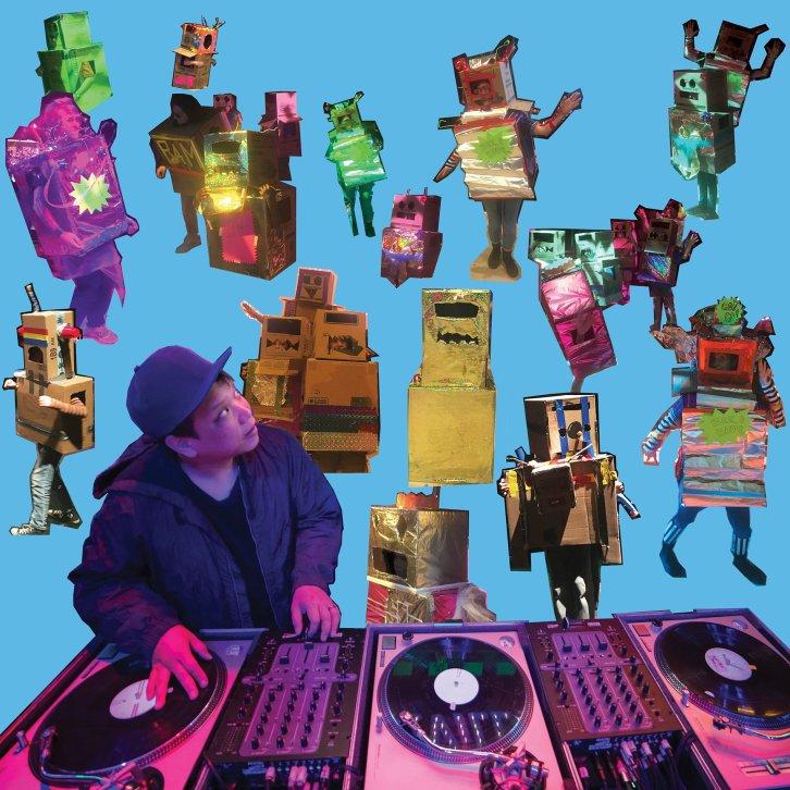 Robot Dance Party <span>D.I.Y. Robo-Jam <span>