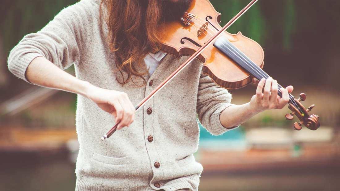 Garde d'enfant musique