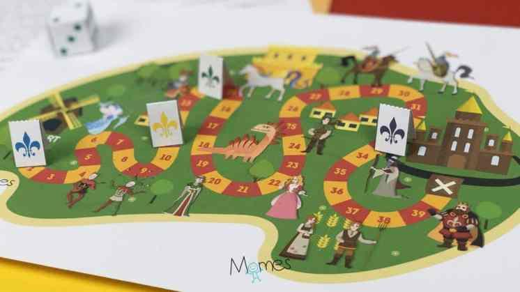 babysitting le mercredi : un jeu de plateau crée par Momes
