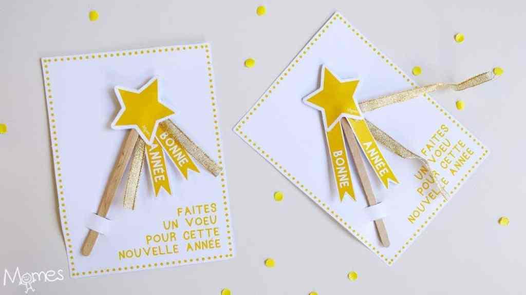 cartes de vœux pour noël et nouvel an