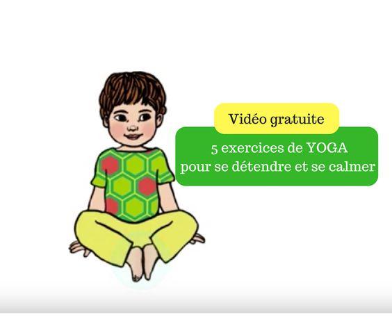 cours de Yoga en vidéo