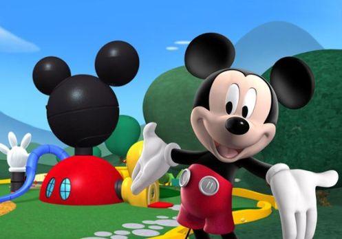 dessins animés éducatifs pour enfants : la maison de mickey