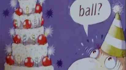 Mary Sullivan, the author and illustrator, talks about her new book 'Ball'