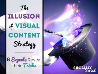 The Illusion of Visual Content Strategy