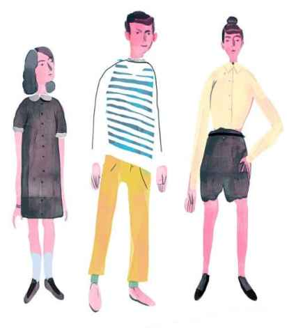 Up-and-Coming Illustrator, Louis Fratino