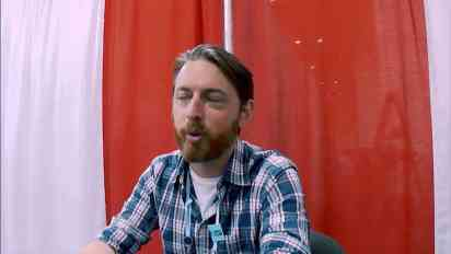 2015 ALA Annual Conference – Tony Cliff on 'Delilah Dirk' and Librarians