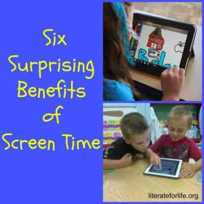 Surprising Benefits of Screen Time