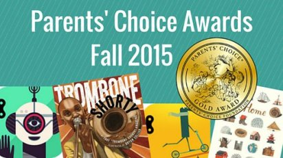 KidLit TV Honored with the Gold Parents' Choice Award