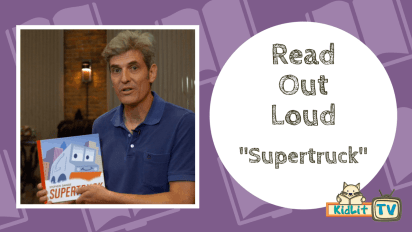 Read Out Loud | Stephen Savage's 'Supertruck'