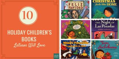10 Holiday Children's Books Latinos Will Love