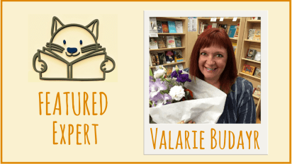Featured Expert | Jump Into a Book's Valarie Budayr