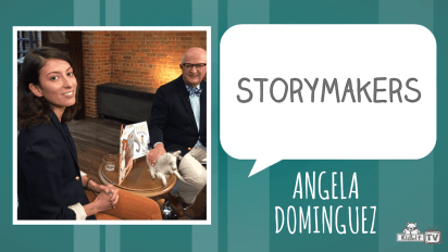 StoryMakers | Angela Dominguez