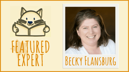 Featured Expert: Becky Flansburg of Multicultural Children's Book Day