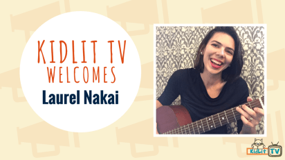 Songwriter, Author & Mom Laurel Nakai Joins the Team!
