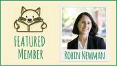 Featured Member - Robin Newman