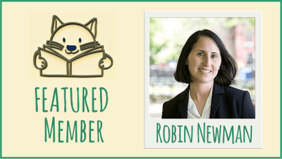 Featured Member - Robin Newman