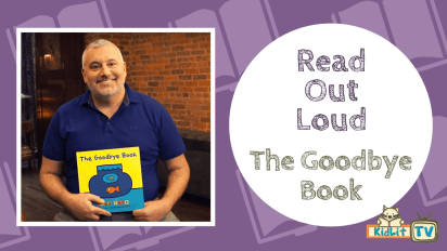 Read Out Loud: THE GOODBYE BOOK