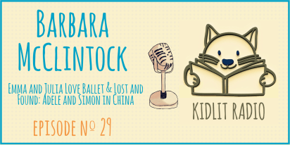 KidLit Podcast: Barbara McClintock