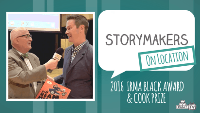 StoryMakers: 2016 Irma Black Award and Cook Prize