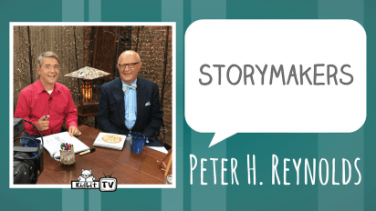 StoryMakers: Peter H. Reynolds