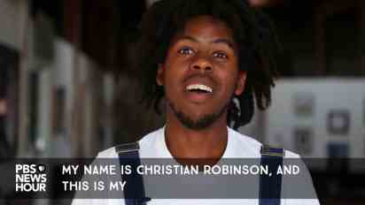 Christian Robinson: Making Pictures Speak
