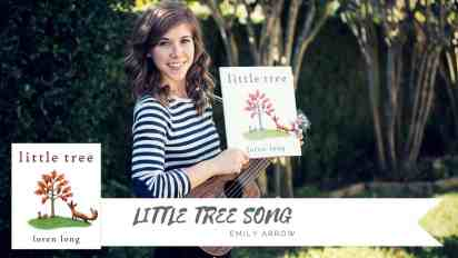 'Little Tree' Song – Emily Arrow