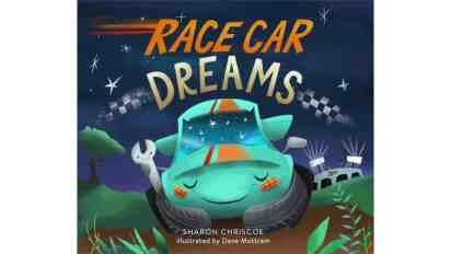 Race Car Dreams Book Trailer