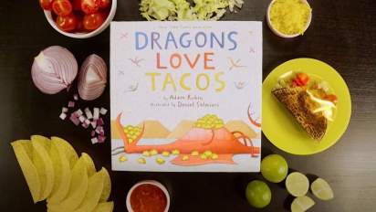 How to Make Tacos Dragons will Love