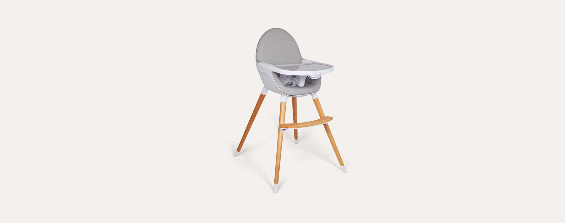 high chair wooden legs swing dublin buy the koo di duo highchair at kidly grey