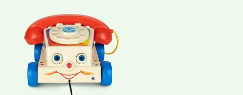 small resolution of multi fisher price classic toys classic chatter phone