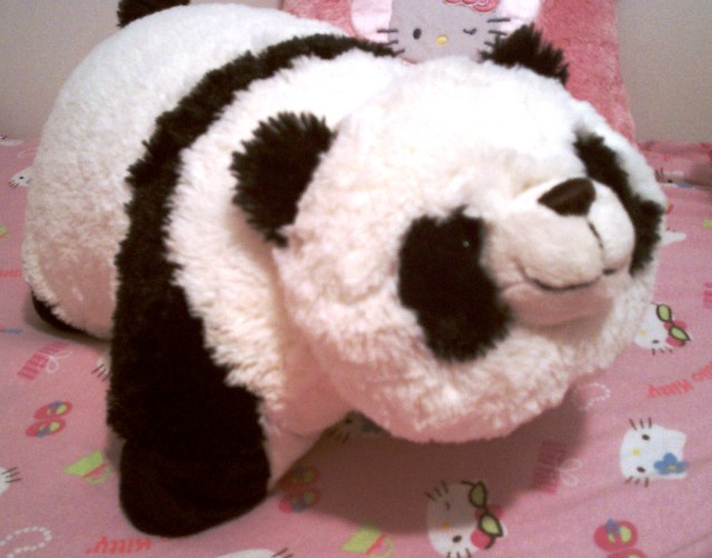 review my pillow pets kid mania blog